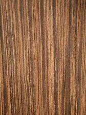 Makassar Ebenholz Furnier SaRaiFo braun YB 250x25/26cm 1 Blatt