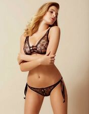 Agent Provocateur SUMMER BRA 32C in BLACK LACE - Size 32C - BNWT