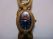 MECHANICAL WATCH JOLIE MONTRE RICHARD SWISS MADE BRACELET CHAIN CHAINE VINTAGE