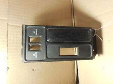1989 Fits Chrysler LeBaron 2 Door Rear Defroster Window Switch Bezel 4373474