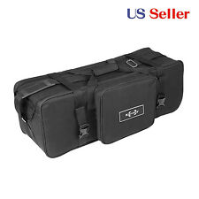 Large carrying bag case Studio Flash Lighting Set Stand Softbox 29.5*11.4*9.8 in
