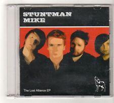 (FZ716) Stuntman Mike, The Lost Alliance EP - 2010 CD