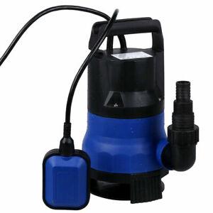 Submersible Sump Pump 1/2 HP - 2000GPH w/25ft Cord Water Sub Pump