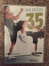 Les Mills BODY COMBAT 35 DVD, CD, notes bodycombat