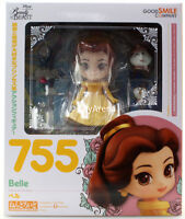 Nendoroid #755 Belle Beauty and the Beast Disney IN STOCK USA READY TO SHIP