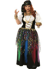 Colourful Gypsy Womens Plus Size Costume Size PLUS