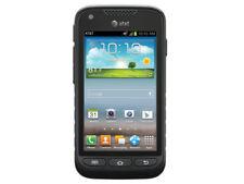 Mint Samsung Galaxy Rugby Pro SGH-I547 - 8GB - Black (GSM Unlocked)