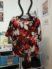 Per Una Floral Top. Size 18.