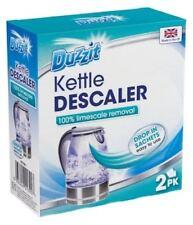 DUZZIT KETTLE DESCALER DROP IN BAG. SUPER FAST!!! 2 SACHET - DZT082