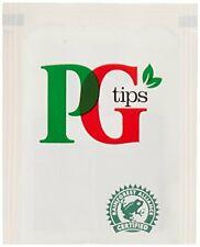 PG Tips 200 bolsas de té envueltos etiquetado individual