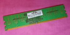 DDR1 SDRAM de ordenador PC2-5300 (DDR2-667) 1 módulos