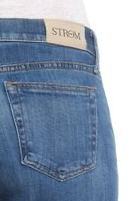 Strom Sexton Slim Boyfriend Jeans - Galaxy, Size 26 NWT $209