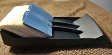 Vintage Rolodex Nvip 24 Organizer Business Card File