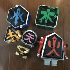 Power Rangers Shinkenger Dx Shinken-oh Megazod Samurai Sentai Bandai Japan