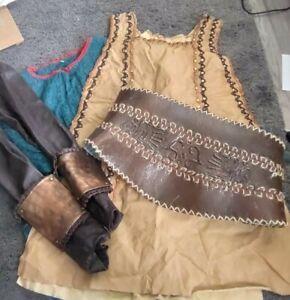 lagertha Vikings homemade costume cosplay Halloween pagan larp