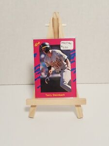 Vintage * MLB * Oakland A's * 1990 Classic * T46 Terry Steinbach