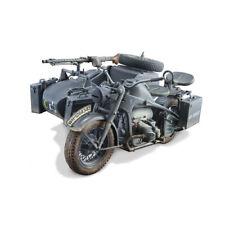 1 9 ZUNDAPP KS 750 With Sidecar Italeri