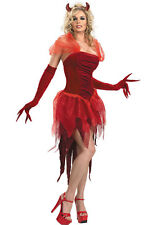Demonia Women Halloween  Costume Large ( Size 12-14 )