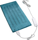 Electric Heating Pad for Back Pain Relief Ultra Soft Moist Dry Heat Large Size