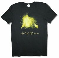 Wolf Alice Album Cover Tour 2016 Black T Shirt New Official