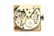 ETA Handaufzug Uhrwerk - Kaliber 900 (Benrus) inkl. Zifferblatt und Zeiger