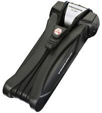 Trelock Fahrrad Faltschloss FS 455/85 mit Kunststoffhalter schwarz
