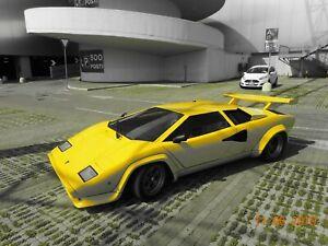 Lamborghini Countach  Venom  Sport