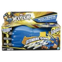 MARVEL WOLVERINE ELECTRONIC EXTENDING CLAW & SOUND DRESS UP PLAY SET TOY