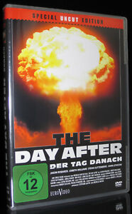 DVD THE DAY AFTER - DER TAG DANACH - SPECIAL UNCUT EDITION - JOHN LITHGOW * NEU