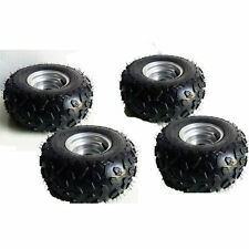 "4x 145/70 - 6""inch Front Rear Wheel Rim Tyre Quad Dirt Bike ATV Buggy Gokart AU"