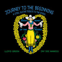 Journey to the Beginning: A Steel Guitar Tribute to the Byrds [New CD]