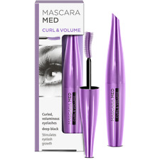 MASCARA MED CURL&VOLUME Tusz do rzęs - 7 ml - curled and thick eyelashes
