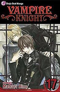 Vampire Knight, Vol. 17 Matsuri Hino