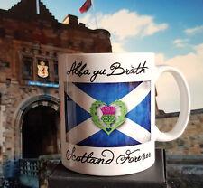 Scotland Forever Mug - Alba gu Brath