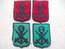 zeemacht marine infanterie mutskentekens ABL ZM FN navy Fus DIVMAR
