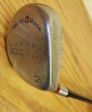 "Taylor Made R 80 Burner Super Steel Golf Club Right Hand 43 1/2"""