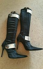 Unbranded Clubwear Knee High Boots for Women