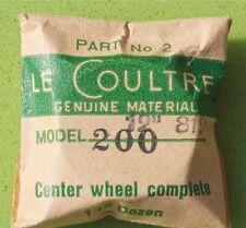 Jaeger Lecoultre watch 812 caliber center wheel complete JLC vintage NOS part 2