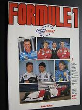 Book Formule 1 1995 door Anjes Verhey