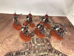 Warhammer 40k Admech Serberys Raiders (x6) Painted