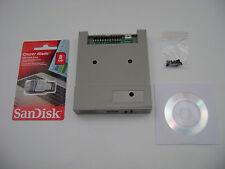 Gotek Amiga USB Floppy Emulator mit 8 GB USB Stick, Schrauben Set & ADF Mini-CD
