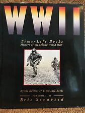 WW ll History of the Second World War Time Life Books