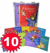 Paddington Bear 10 Book Collection in Carrier Bag by Michael Bond [Paperback] [J