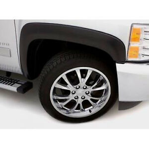 11-16 FORD F250/350 TEXTURED LUND RX-RIVET STYLE ELITE SERIES FENDER FLARES.