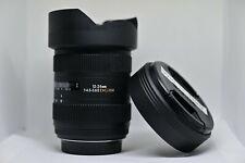 Sigma 12-24mm F/4.5-5.6 DG IF HSM II lens - Sigma SA mount