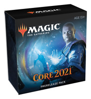MTG M21 CORE SET PRERELEASE CASE OF 18 KITS PRE-RELEASE KITS MTG  FREE SIPPING