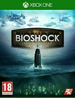 BioShock: The Collection (Microsoft Xbox One) BRAND NEW SEALED.