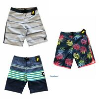 HURLEY PHANTOM Boys Board Shorts Swim Trunk SZ - 12, 16, 20 NWT✨
