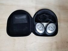 Bose QuietComfort 2 Noise Acoustic Cancelling Headphones QC-2 TESTED!