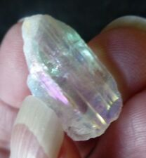 ANGEL AURA DANBURITE (2.9 grams / 22 mm) NATURAL PART CRYSTAL (10) 'ANGELIC'